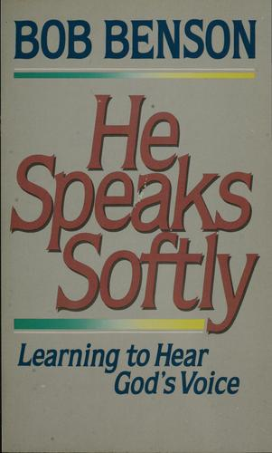 Download He speaks softly