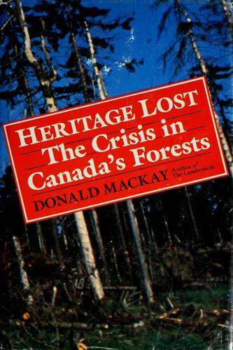 Download Heritage lost