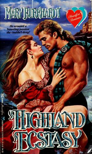 Highland ecstasy by Mary Burkhardt
