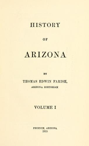 Download History of Arizona