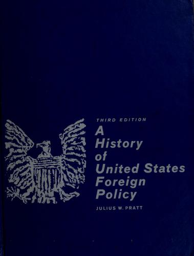 Download A history of United States foreign policy
