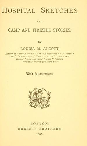 Download Hospital sketches and Camp and fireside stories