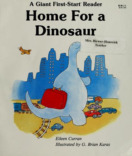 Home for a dinosaur