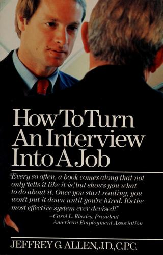 Download How to turn an interview into a job