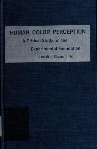 Download Human color perception