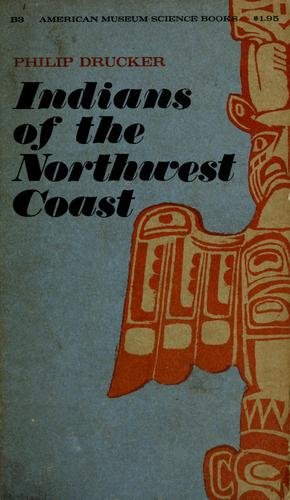 Indians of the Northwest coast