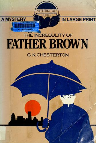 Download The incredulity of Father Brown