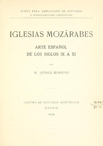 Download Iglesias mozárabes
