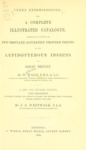 Index entomologicus