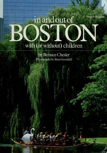 In and out of Boston with (or without) children