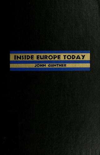 Download Inside Europe today.