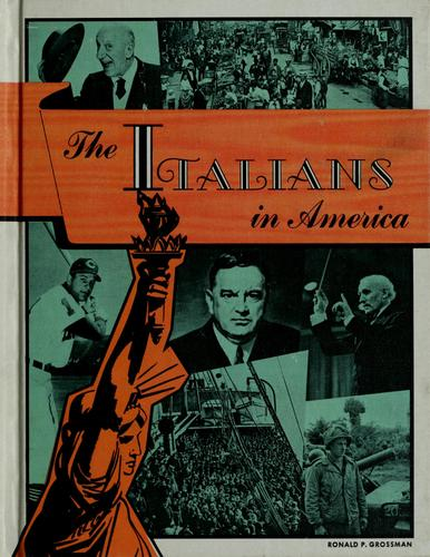 Download The Italians in America