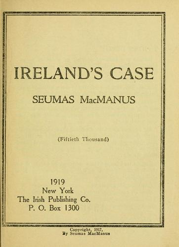 Download Ireland's case