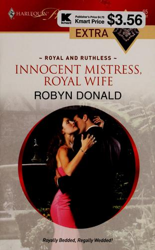 Download Innocent mistress, royal wife