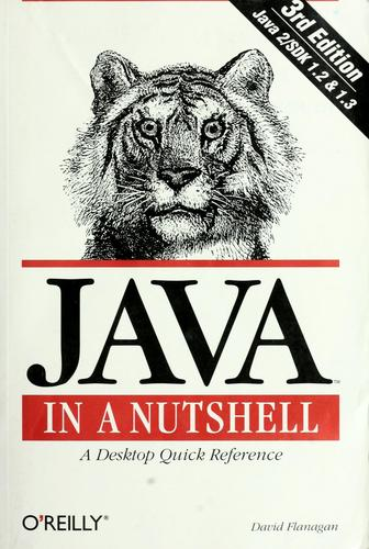 Download Java in a nutshell