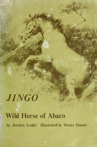 Jingo, wild horse of Abaco by Jocelyn Arundel