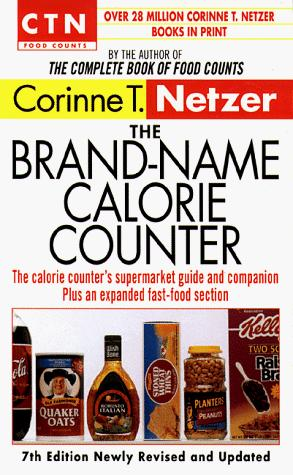 The brand-name calorie counter