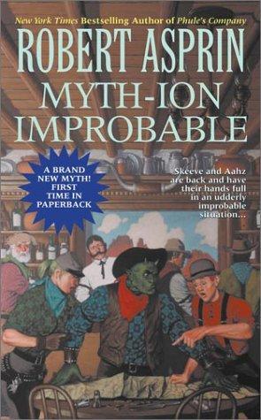 Myth-ion Improbable (Myth Books)