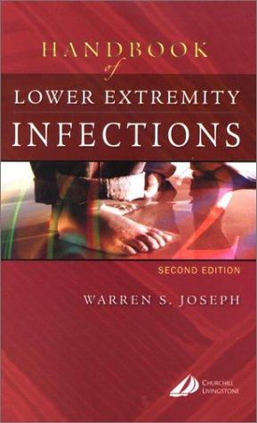 Handbook of Lower Extremity Infections