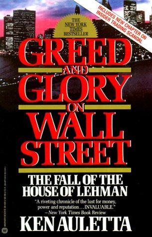 Download Greed and glory on Wall Street