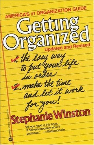 Download Getting organized