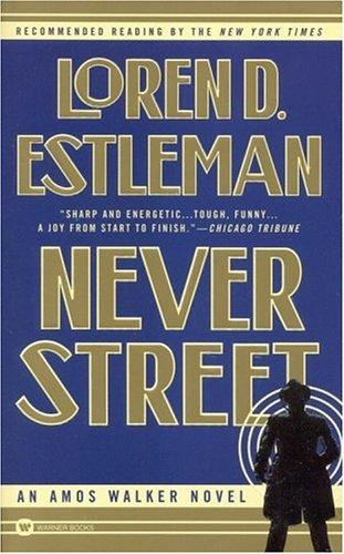 Never Street (The Amos Walker Series #12)