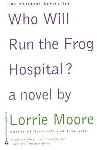 Download Who will run the frog hospital?