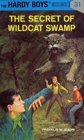 The Secret of Wildcat Swamp (Hardy Boys)