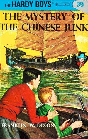 The Mystery of the Chinese Junk (Hardy Boys)