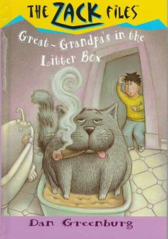 Download Great-Grandpa's in the litter box
