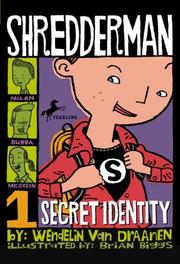 Shredderman Cover