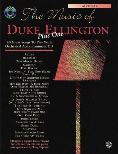 The Music of Duke Ellington Plus 1