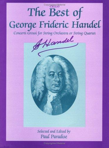 Download The Best of George Frideric Handel