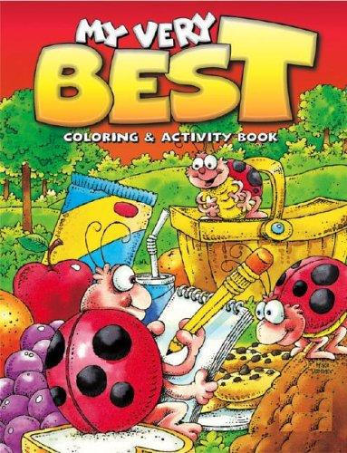 My Very Best Coloring and Activity Book