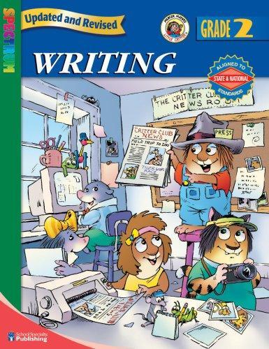 Download Spectrum Writing, Grade 2 (Spectrum)