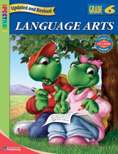 Download Spectrum Language Arts, Grade 6 (Spectrum)