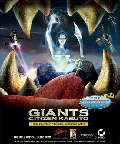 Giants: Citizen Kabuto PS2: Sybex Official Strategies & Secrets, Radcliffe, Doug