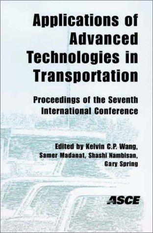 Download Applications of Advanced Technology in Transportation