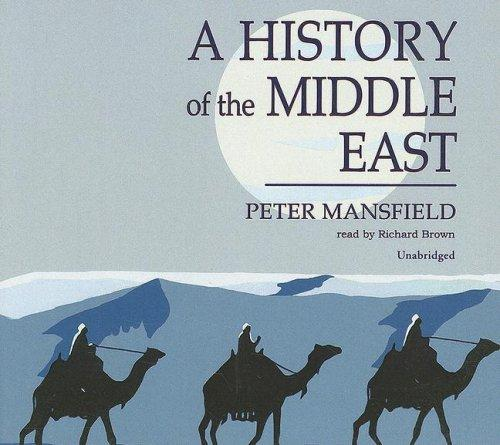 Download A History of the Middle East