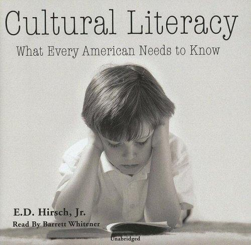 Download Cultural Literacy