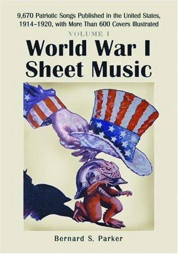 Download World War I Sheet Music