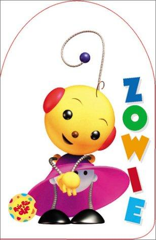 Rolie Polie Olie Shaped Board Book