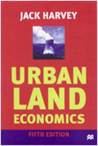 Download Urban Land Economics