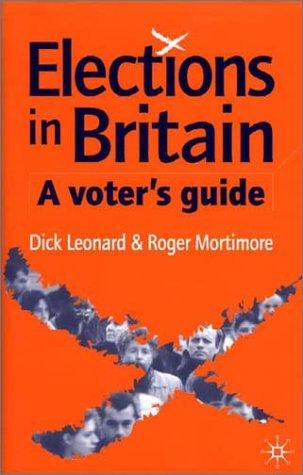 Download Elections in Britain