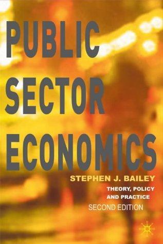 Download Public Sector Economics