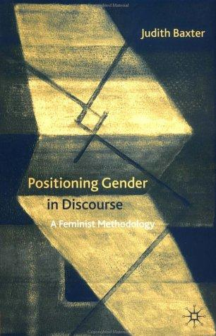 Download Positioning gender in discourse
