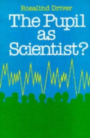 Download Pupil As Scientist