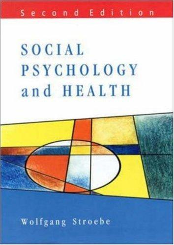 Download Social Psychology and Health