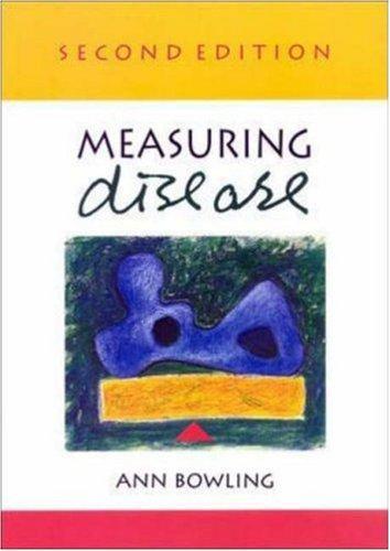 Measuring Disease