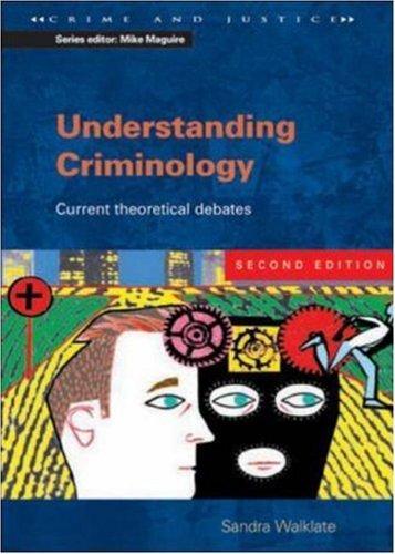 Download Understanding criminology
